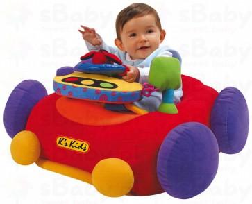 Samochód Jumbo Go Go Go, 6m+,  K's Kids