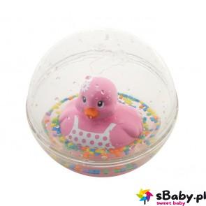 Fisher Price Kąpielowe kaczuszki, różowa