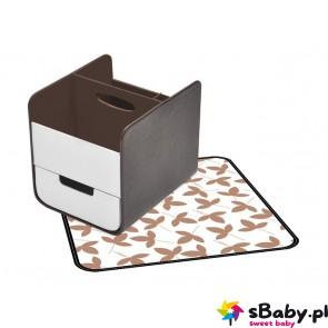 Przenośny organizer na akcesoria niemowlęce b.box Choc Chip