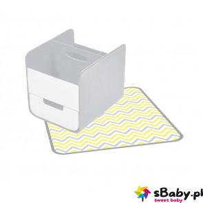 Przenośny organizer na akcesoria niemowlęce b.box Mellow Lellow