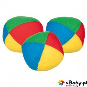 Piłka do żonglowania, 3+, Goki